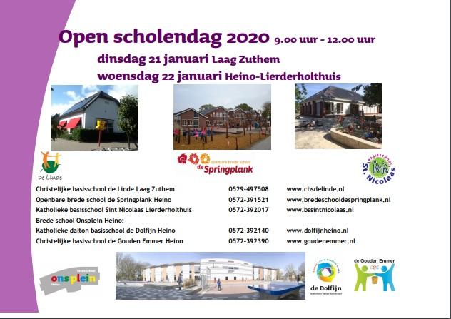 Open scholendag 2020